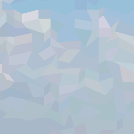 haze: Low polygon style illustration of a blue haze abstract geometric background.