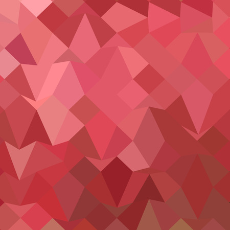 fuschia: Low polygon style illustration of fandango pink abstract geometric background.