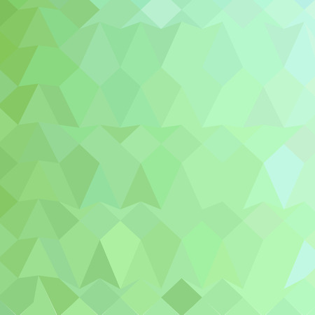 ajenjo: Ilustraci�n de estilo poligonal baja de un fondo geom�trico abstracto verde absenta. Vectores