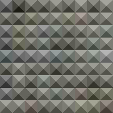 argent: Illustration of argent grey geometrical background