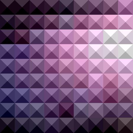 polyhedron: Ilustraci�n de un fondo geom�trico abstracto violeta rusa Vectores