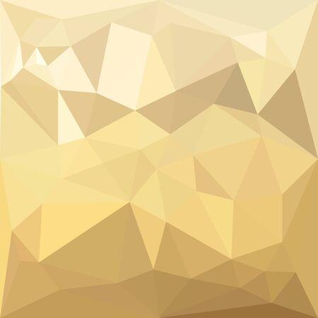 polyhedron: Ilustraci�n de estilo poligonal baja de un fondo abstracto geom�trico marr�n burlywood.