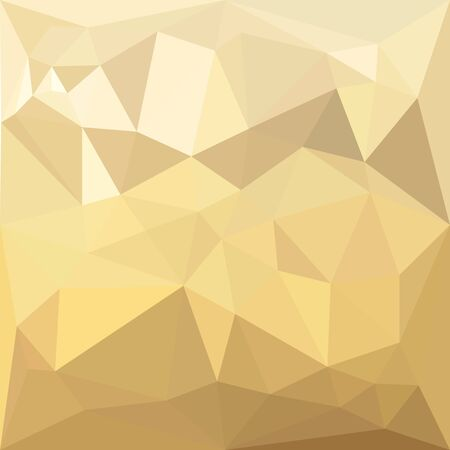 the polyhedron: Low polygon style illustration of a burlywood brown abstract geometric background.