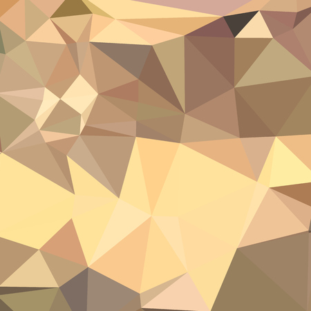 polyhedron: Low polygon style illustration of a blue abstract geometric background.