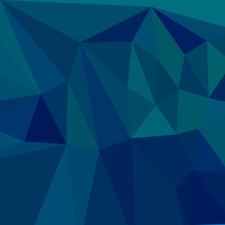 medium: Low polygon style illustration of a medium teal blue abstract geometric background.