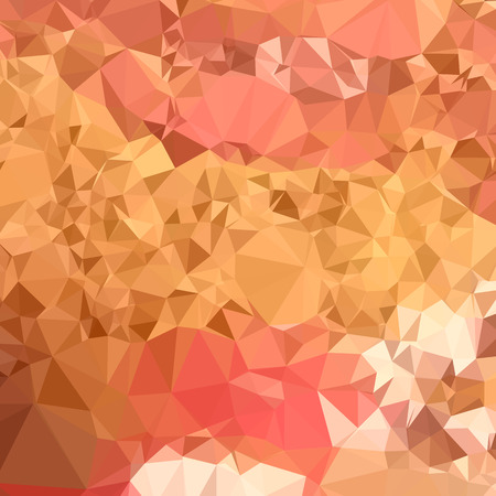 pink orchid: Low polygon style illustration of a wild orchid abstract geometric background. Illustration