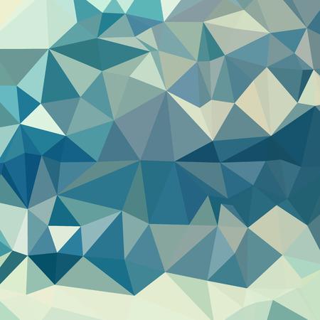 polyhedron: Ilustraci�n de estilo poligonal baja de un fondo geom�trico abstracto verde skobeloff.