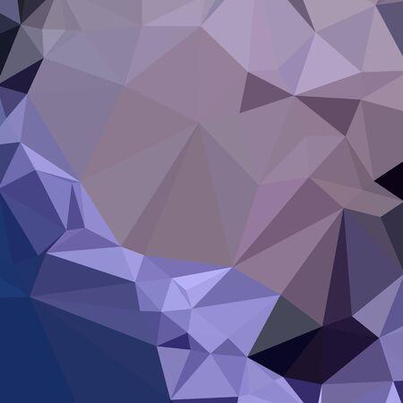 byzantium: Low polygon style illustration of a dark byzantium purple blue abstract geometric background.