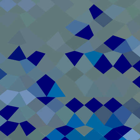 pigment: Low polygon style illustration of a blue pigment abstract geometric background.