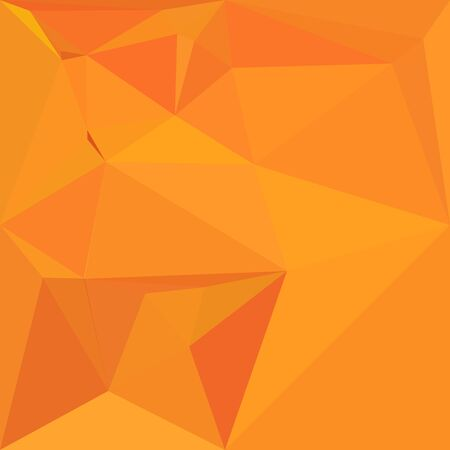 goldenrod: Low polygon style illustration of a goldenrod yellow abstract geometric background.