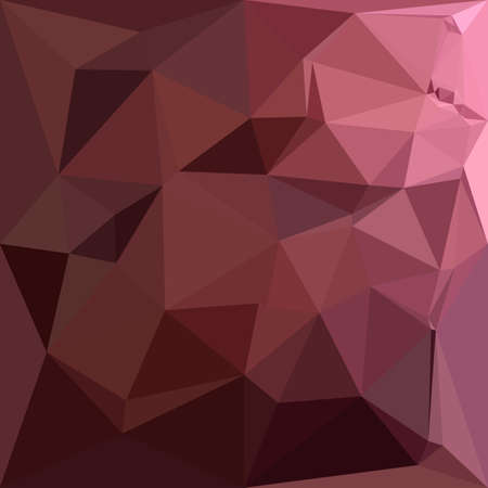 ruby: Low polygon style illustration of antique ruby abstract geometric background.