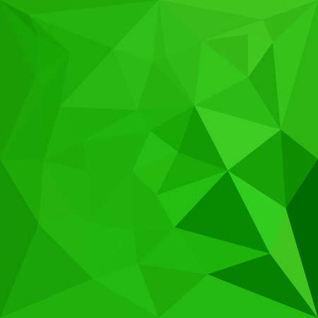 green backgrounds: Low polygon style illustration of a bittter lemon green abstract geometric background.