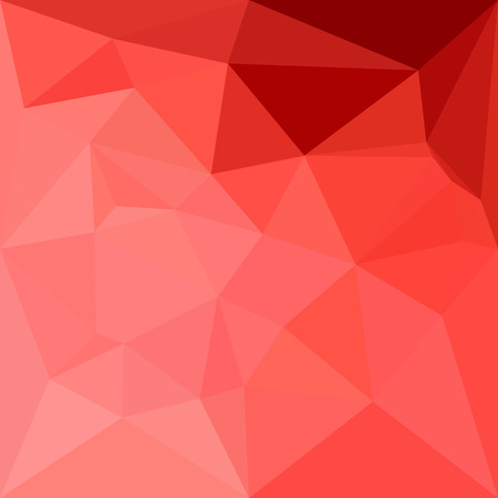 violet red: Low polygon style illustration of a medium violet red abstract geometric background.