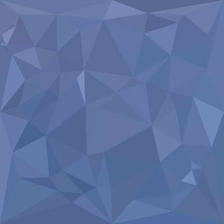 steel blue: Low polygon style illustration of a steel blue abstract geometric background.