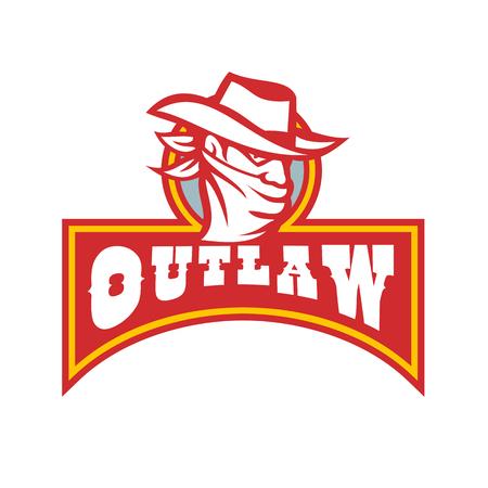 Cowboy image design