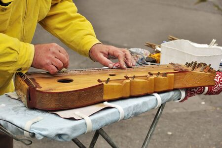 Zither Stock Photo - 8204215