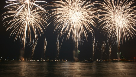 france cannes fireworks competition 8 august 2011