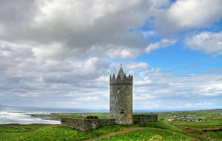 doolin: Irish castle in Doolin