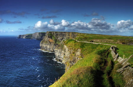 doolin: Cliffs of Moher Stock Photo