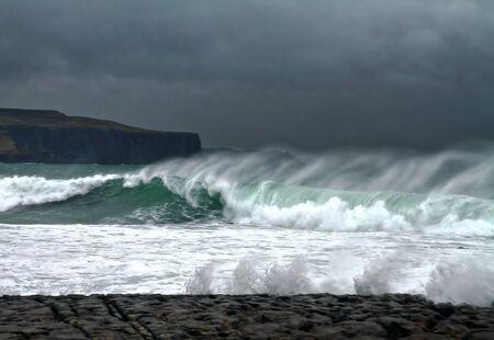 doolin: Irish wave