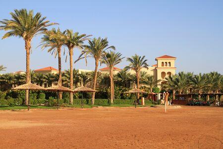 sharm el sheikh: Sharm el Sheikh beach resort Editorial