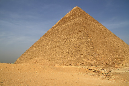 cheops: Cheops Pyramid in Giza,Egypt