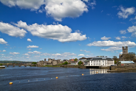 Limerick river scenery - Ireland
