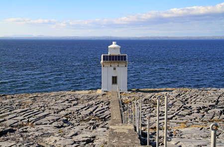 burren: Burren Lighthouse,Ireland