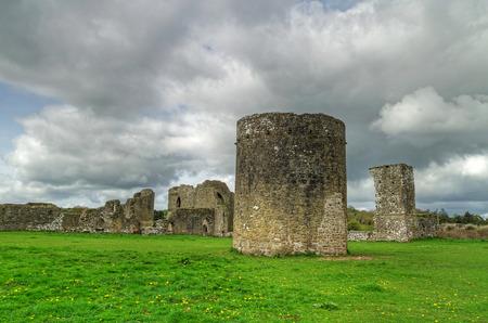 co cork: 13th Century Ballybeg Priory in Co. Cork, Ireland