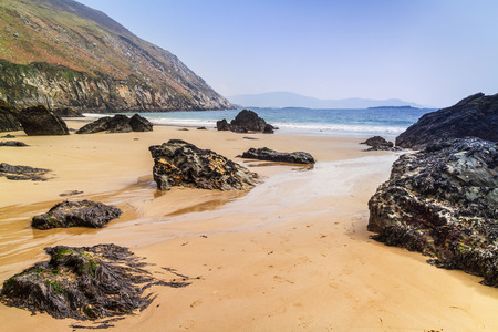Keem Beach on Achill Island, Co. Mayo - Ireland