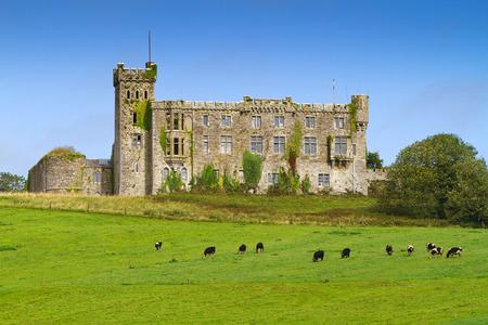 11th century: 11th Century Kilbrittain Castle, Co.Cork, Ireland