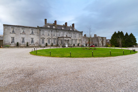 18th century: 18th century Castle Durrow in County Laois, Ireland