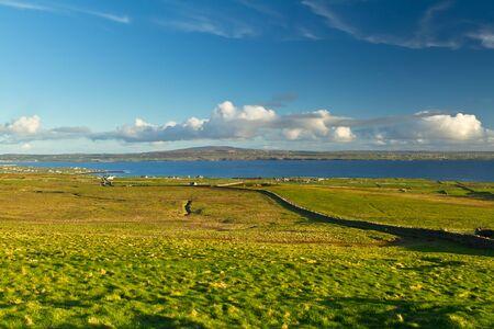 burren: Irish scenery of Burren in Co. Clare