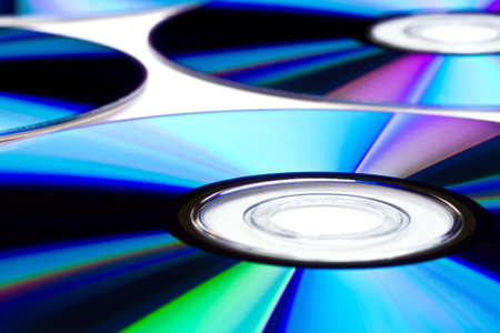 recordable: Surface of compact discs