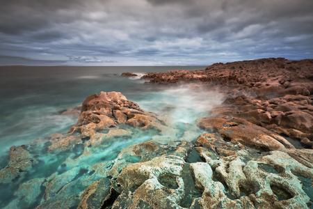 doolin: Rocky Atlantic ocean scenery in Ireland