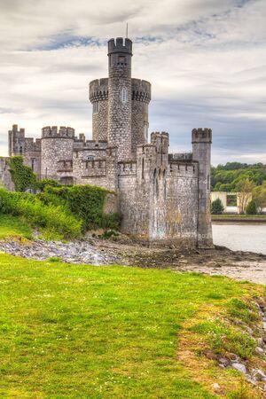 riverside county: Blackrock Castle and observatory in Cork, Ireland