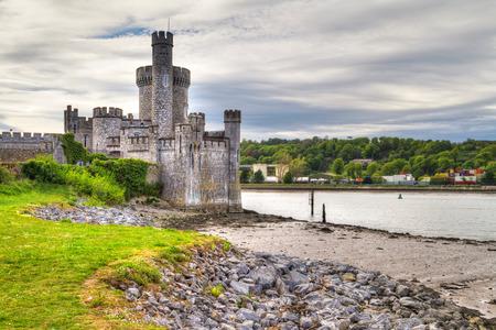 Blackrock Castle und Observatorium in Cork, Irland