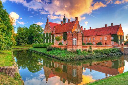 renaissance: Renaissance Trolle-Ljungby Castle in southern Sweden