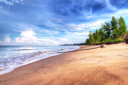 koh kho khao: Idyllic beach of Andaman Sea in Koh Kho Khao, Thailand
