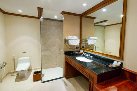 koh kho khao: Bathroom interior of Andaman Princess Resort & Spa