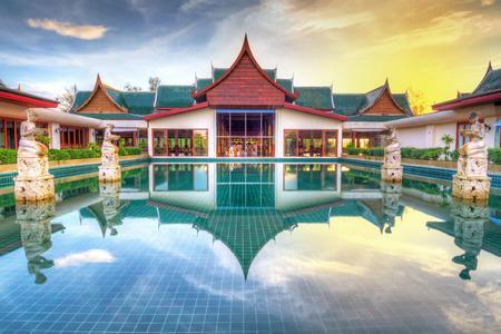 koh kho khao: Oriental Architecture of Andaman Princess Resort & Spa