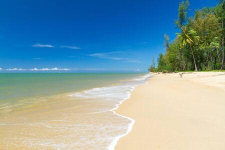 koh kho khao: Tropical beach of Koh Kho Khao island in Thailand