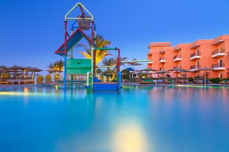 hurghada: Three Corners Sunny Beach tropical resort in Hurghada