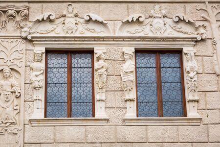 kazimierz dolny: Beautiful architecture of Kazimierz Dolny at Vistula river, Poland