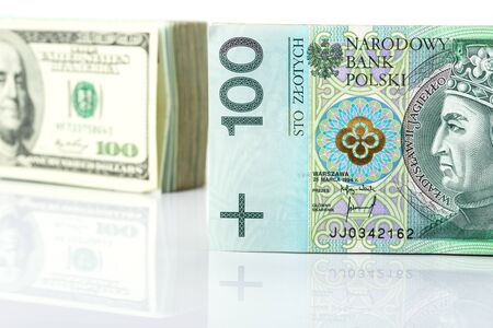 zloty: Currency exchange with US dollar and Polish zloty