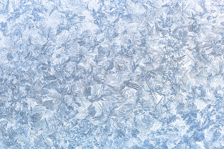 Frozen glass pattern