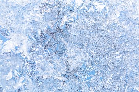 frozen glass: Frozen glass pattern
