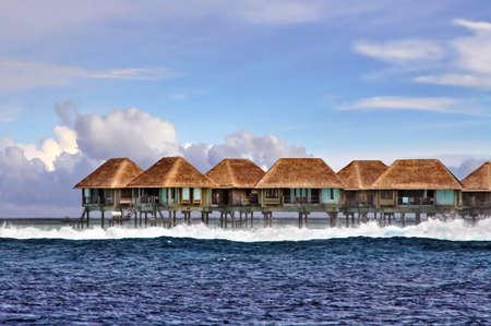 bungalow: Tropical bungalow