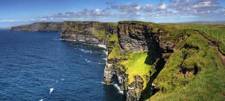 doolin: Cliffs of Moher Stock Photo