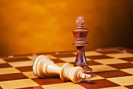 チェス 写真素材